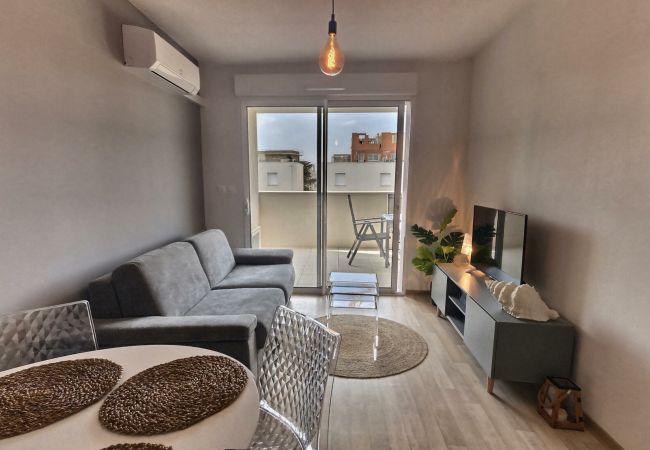 Sérignan - Appartement