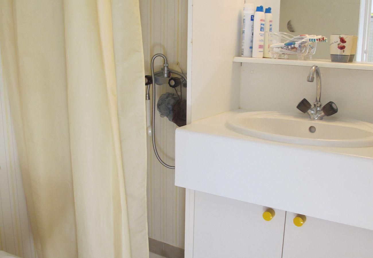 Appartement à Valras-Plage - Coquet appartement pour 5 personnes avec garage proche plage